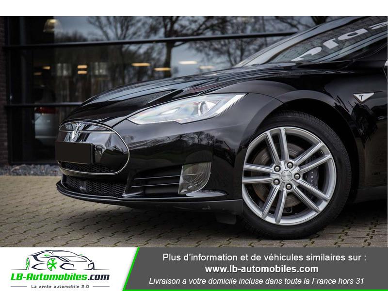 Tesla Model S P85 autopilot Noir occasion à Beaupuy - photo n°7