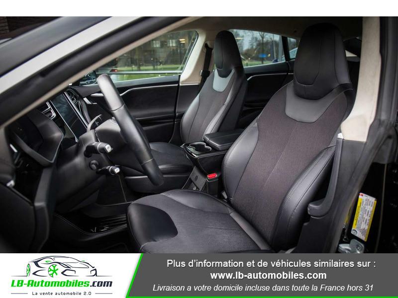 Tesla Model S P85 autopilot Noir occasion à Beaupuy - photo n°4
