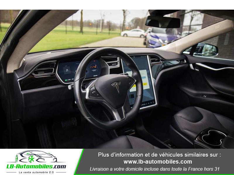 Tesla Model S P85 autopilot Noir occasion à Beaupuy - photo n°6