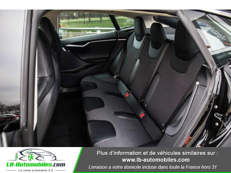 Tesla Model S P85 autopilot Noir occasion à Beaupuy - photo n°5