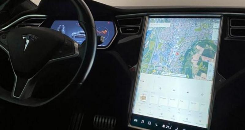 Tesla Model S Performance P85D Suspension smart air Superchargeur gratuit   occasion à VALENCE - photo n°4
