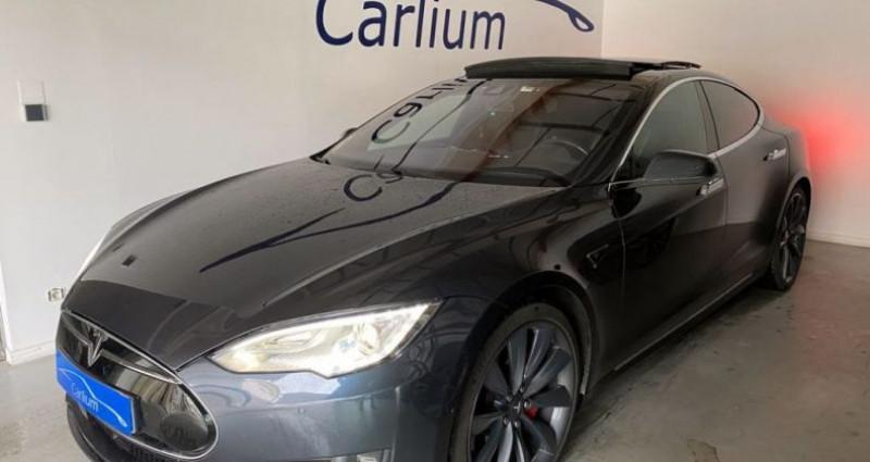 Tesla Model S Performance P85D Suspension smart air Superchargeur gratuit   occasion à VALENCE