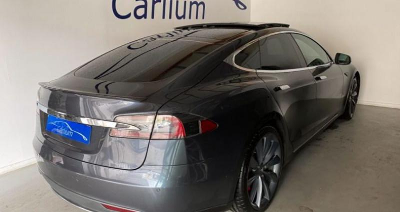 Tesla Model S Performance P85D Suspension smart air Superchargeur gratuit   occasion à VALENCE - photo n°2