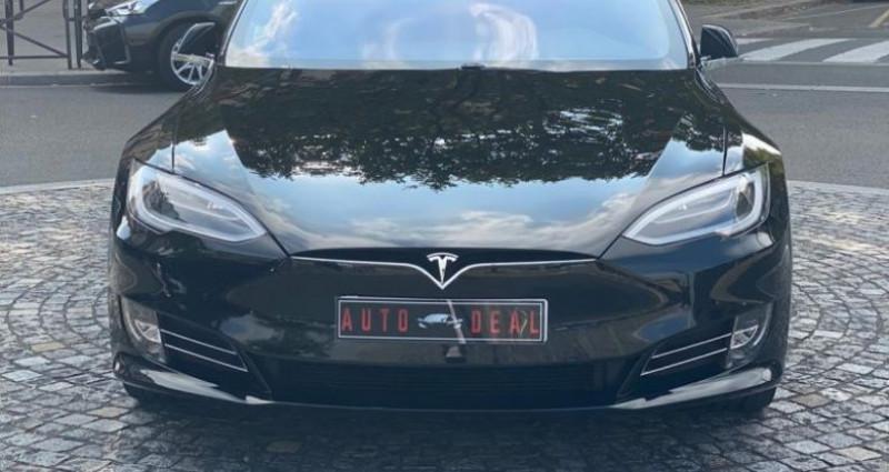 Tesla Model S Performance Noir occasion à Boulogne-Billancourt