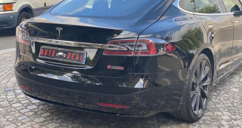 Tesla Model S Performance Noir occasion à Boulogne-Billancourt - photo n°2