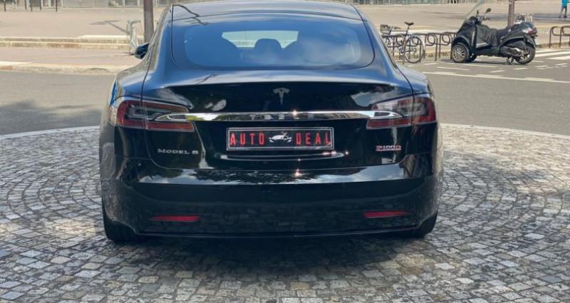 Tesla Model S Performance Noir occasion à Boulogne-Billancourt - photo n°5