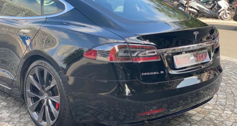 Tesla Model S Performance Noir occasion à Boulogne-Billancourt - photo n°4