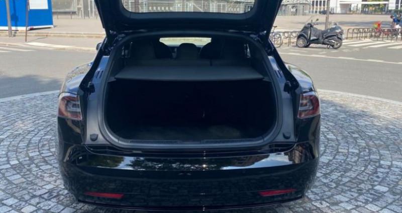 Tesla Model S Performance Noir occasion à Boulogne-Billancourt - photo n°7