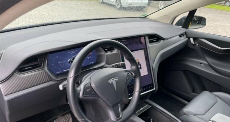 Tesla Model X 100D Dual Motor Noir occasion à Boulogne-Billancourt - photo n°6