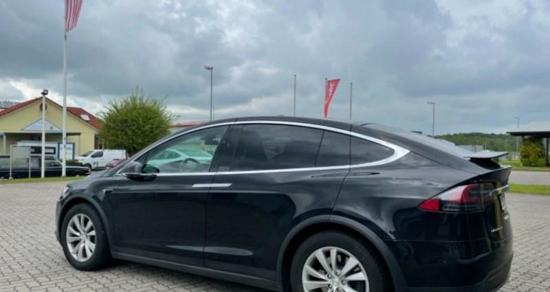Tesla Model X 100D Dual Motor Noir occasion à Boulogne-Billancourt - photo n°2
