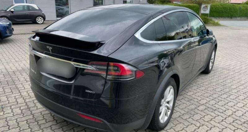 Tesla Model X 100D Dual Motor Noir occasion à Boulogne-Billancourt - photo n°3