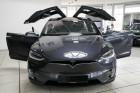 Tesla Model X 75D DUAL MOTOR Gris à Villenave-d'Ornon 33