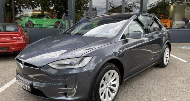 Tesla Model X 75D Gris occasion à FOETZ