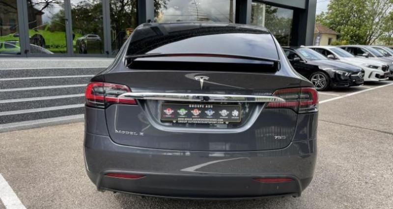 Tesla Model X 75D Gris occasion à FOETZ - photo n°3
