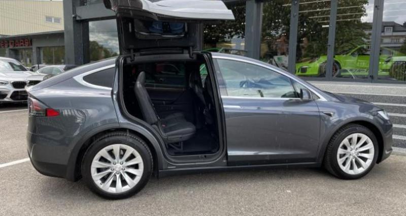 Tesla Model X 75D Gris occasion à FOETZ - photo n°6