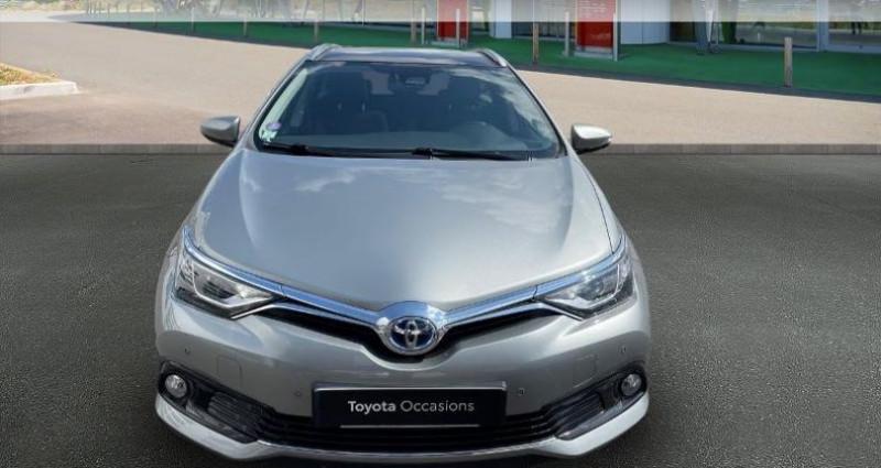 Toyota Auris Touring Sports HSD 136h Design Gris occasion à Hoenheim - photo n°5