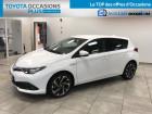 Toyota Auris Auris Hybride 136h Design 5p Blanc à Bellegarde-sur-Valserine 01