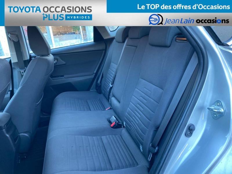 Toyota Auris Auris Hybride 136h HSD E-CVT TYPE ACTIVE 5p Gris occasion à Tournon - photo n°17