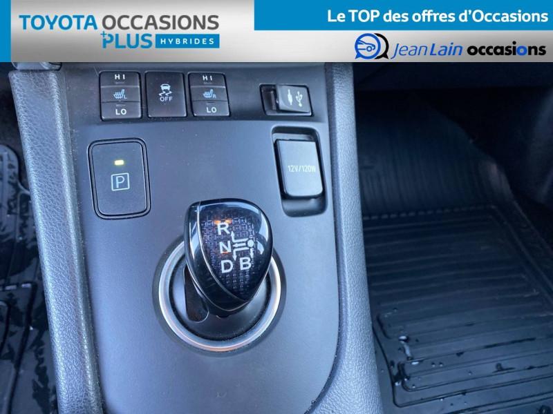Toyota Auris Auris Hybride 136h HSD E-CVT TYPE ACTIVE 5p Gris occasion à Tournon - photo n°13