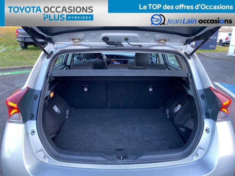Toyota Auris Auris Hybride 136h HSD E-CVT TYPE ACTIVE 5p Gris occasion à Tournon - photo n°10