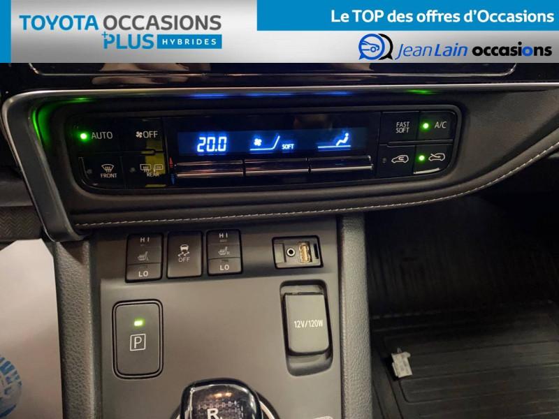 Toyota Auris Auris Hybride 136h HSD E-CVT TYPE ACTIVE 5p Bleu occasion à Bellegarde-sur-Valserine - photo n°14
