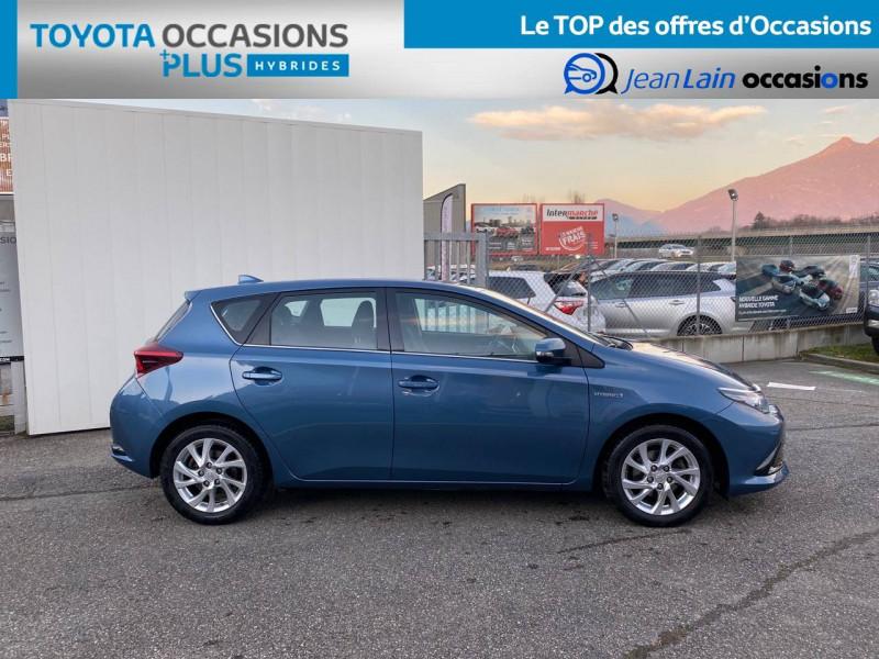 Toyota Auris Auris Hybride 136h HSD E-CVT TYPE ACTIVE 5p Bleu occasion à Tournon - photo n°4