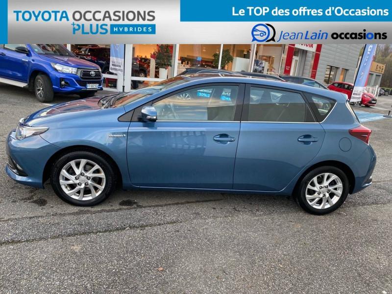 Toyota Auris Auris Hybride 136h HSD E-CVT TYPE ACTIVE 5p Bleu occasion à Tournon - photo n°8