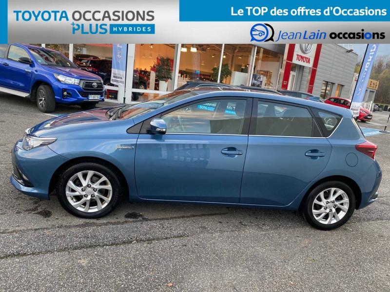 Toyota Auris Auris Hybride 136h HSD E-CVT TYPE ACTIVE 5p Bleu occasion à Tournon - photo n°7