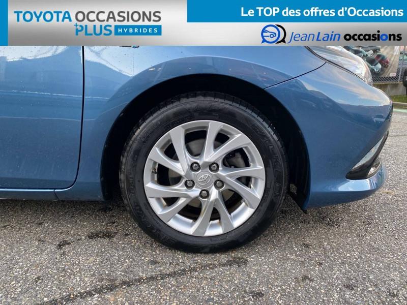 Toyota Auris Auris Hybride 136h HSD E-CVT TYPE ACTIVE 5p Bleu occasion à Tournon - photo n°9