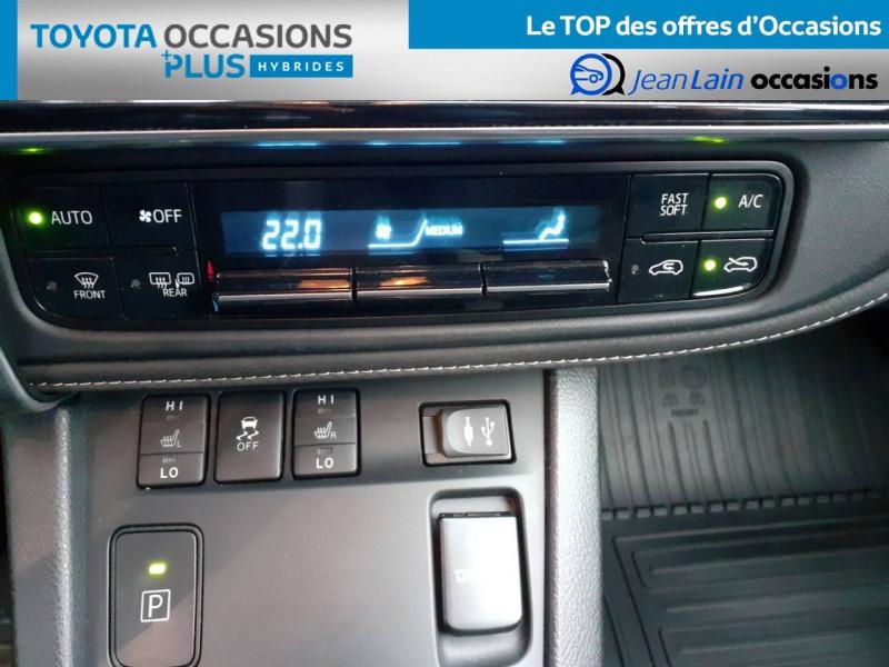 Toyota Auris Auris Hybride 136h HSD E-CVT TYPE ACTIVE 5p Gris occasion à Valence - photo n°14