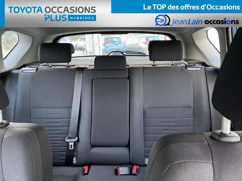 Toyota Auris Auris Hybride 136h HSD E-CVT TYPE ACTIVE 5p Bleu occasion à Tournon - photo n°17