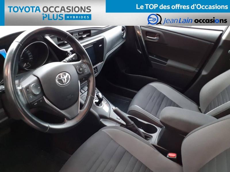 Toyota Auris Auris Hybride 136h HSD E-CVT TYPE ACTIVE 5p Gris occasion à Valence - photo n°11