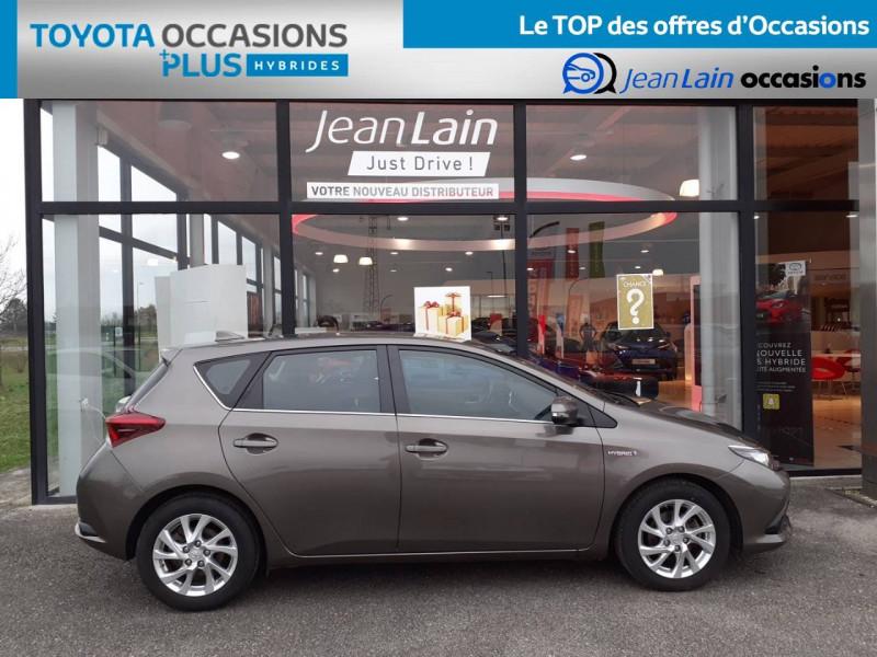 Toyota Auris Auris Hybride 136h HSD E-CVT TYPE ACTIVE 5p Gris occasion à Valence - photo n°4
