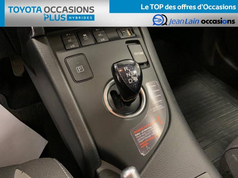 Toyota Auris Auris Hybride 136h HSD E-CVT TYPE ACTIVE 5p Bleu occasion à Bellegarde-sur-Valserine - photo n°13