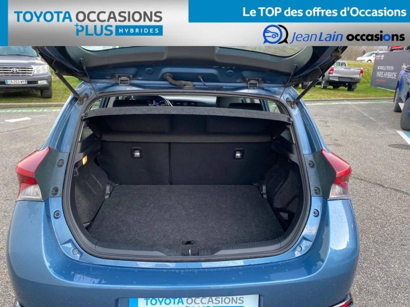 Toyota Auris Auris Hybride 136h HSD E-CVT TYPE ACTIVE 5p Bleu occasion à Tournon - photo n°10