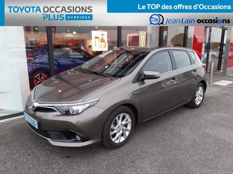 Toyota Auris Auris Hybride 136h HSD E-CVT TYPE ACTIVE 5p Gris occasion à Valence
