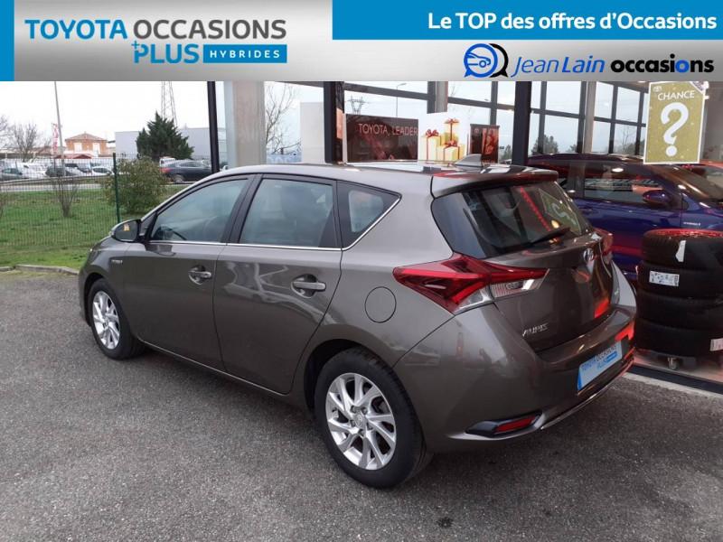 Toyota Auris Auris Hybride 136h HSD E-CVT TYPE ACTIVE 5p Gris occasion à Valence - photo n°7