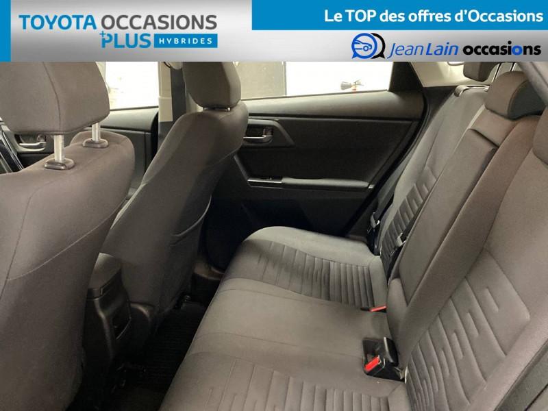 Toyota Auris Auris Hybride 136h HSD E-CVT TYPE ACTIVE 5p Bleu occasion à Bellegarde-sur-Valserine - photo n°17