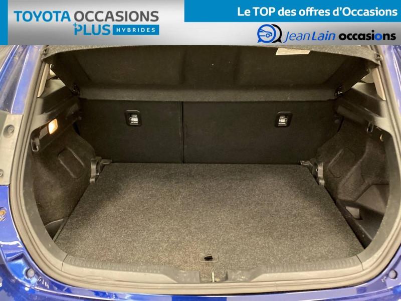 Toyota Auris Auris Hybride 136h HSD E-CVT TYPE ACTIVE 5p Bleu occasion à Bellegarde-sur-Valserine - photo n°10