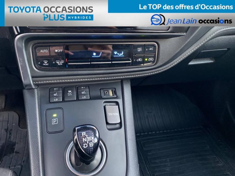 Toyota Auris Auris Hybride 136h HSD E-CVT TYPE ACTIVE 5p Bleu occasion à Tournon - photo n°14