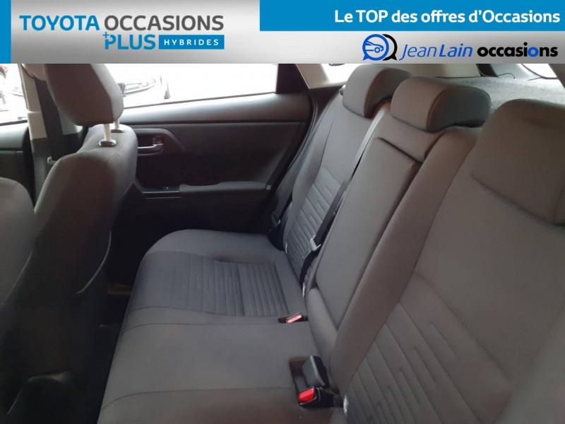 Toyota Auris Auris Hybride 136h HSD E-CVT TYPE ACTIVE 5p Gris occasion à Valence - photo n°17