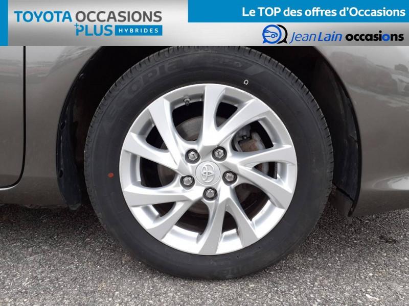 Toyota Auris Auris Hybride 136h HSD E-CVT TYPE ACTIVE 5p Gris occasion à Valence - photo n°9