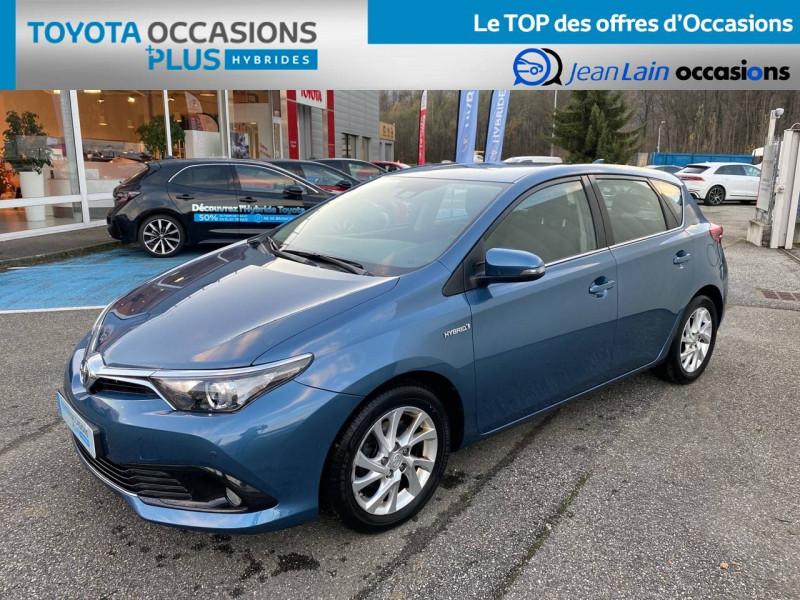 Toyota Auris Auris Hybride 136h HSD E-CVT TYPE ACTIVE 5p Bleu occasion à Tournon