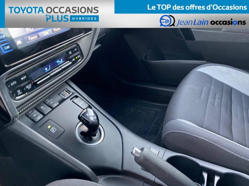 Toyota Auris Auris Hybride 136h HSD E-CVT TYPE ACTIVE 5p Bleu occasion à Tournon - photo n°13