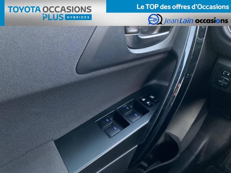 Toyota Auris Auris Hybride 136h HSD E-CVT TYPE ACTIVE 5p Bleu occasion à Tournon - photo n°19