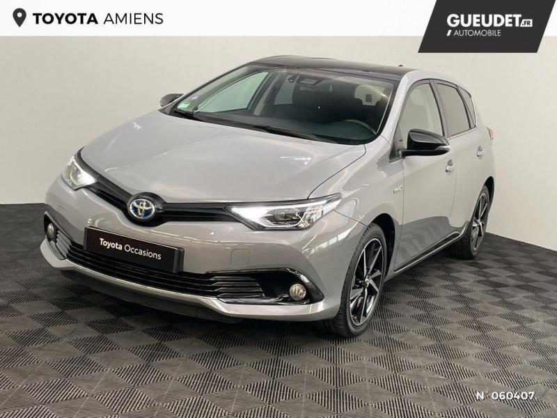 Toyota Auris HSD 136h Collection Gris occasion à Rivery