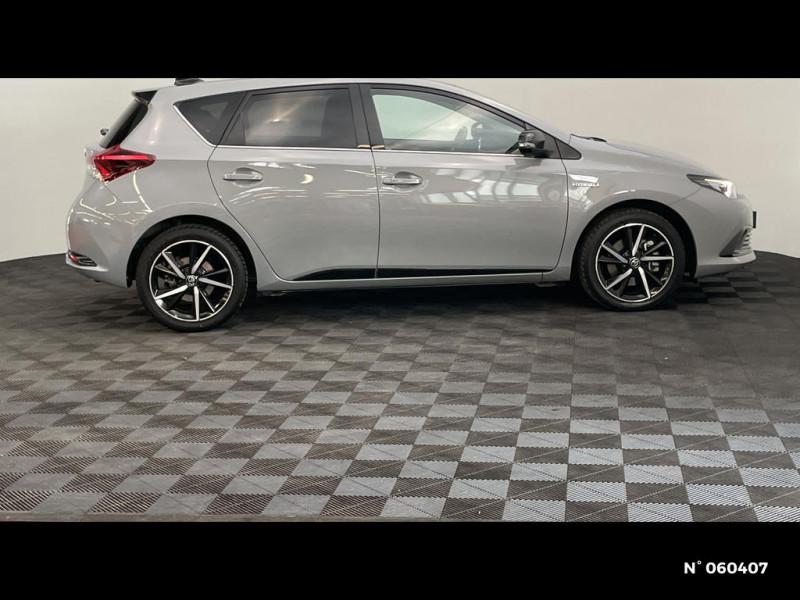 Toyota Auris HSD 136h Collection Gris occasion à Rivery - photo n°4