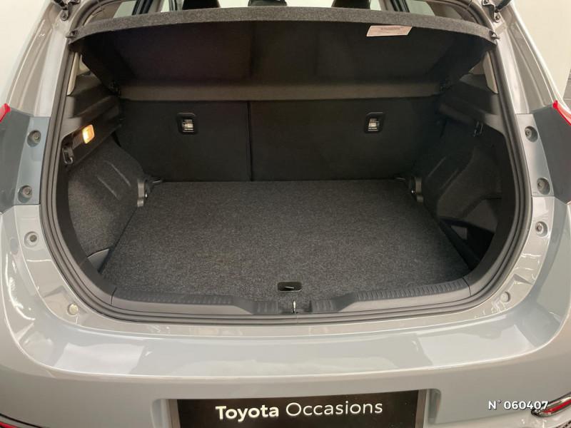 Toyota Auris HSD 136h Collection Gris occasion à Rivery - photo n°6