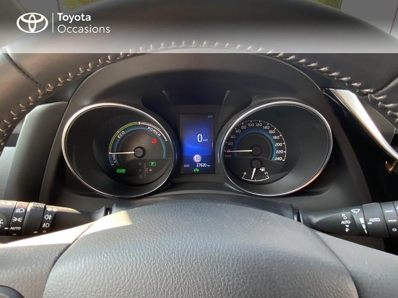 Toyota Auris HSD 136h Design RC18 Blanc occasion à Pluneret - photo n°14