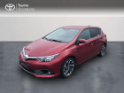 Toyota Auris HSD 136h Design RC18 Rouge 2018 - annonce de voiture en vente sur Auto Sélection.com